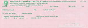 patente a1 privatista foglio rosa