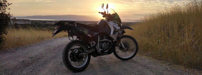 Patente A moto