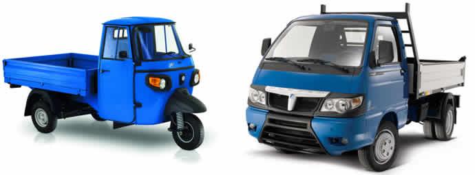 patente A moto veicoli