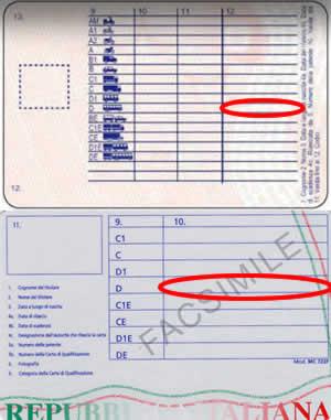 Rinnovo patente D scadenza CQC