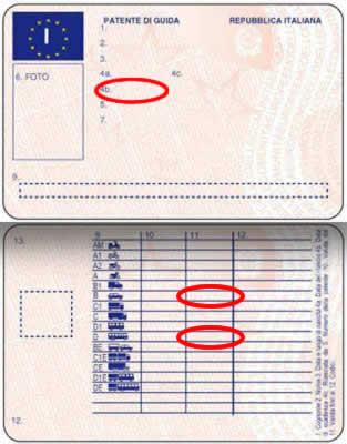 validità patente D scadenza